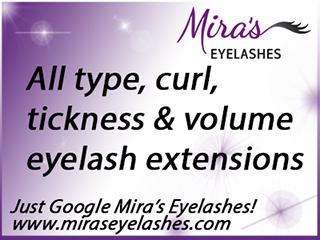 Mira's Eyelashes